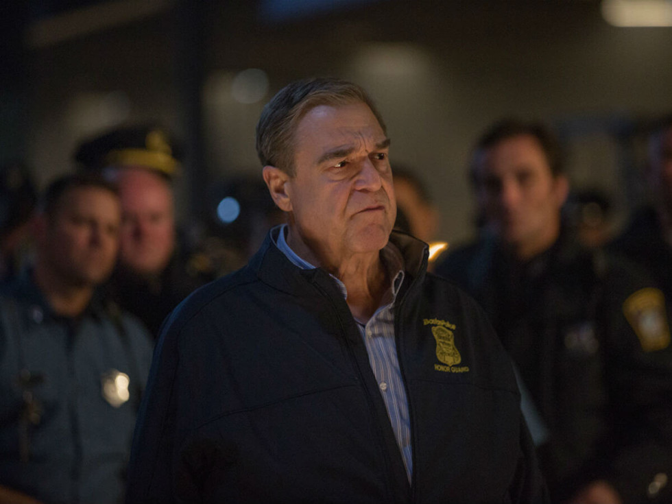 John Goodman in Patriots Day