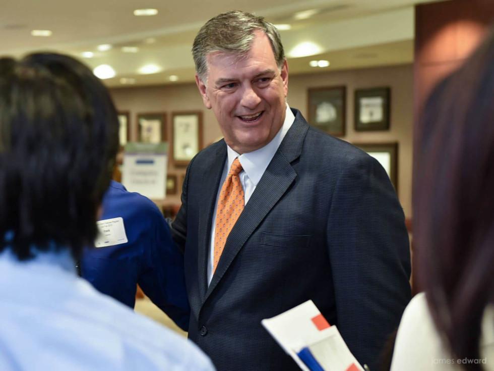 Dallas Mayor Mike Rawlings