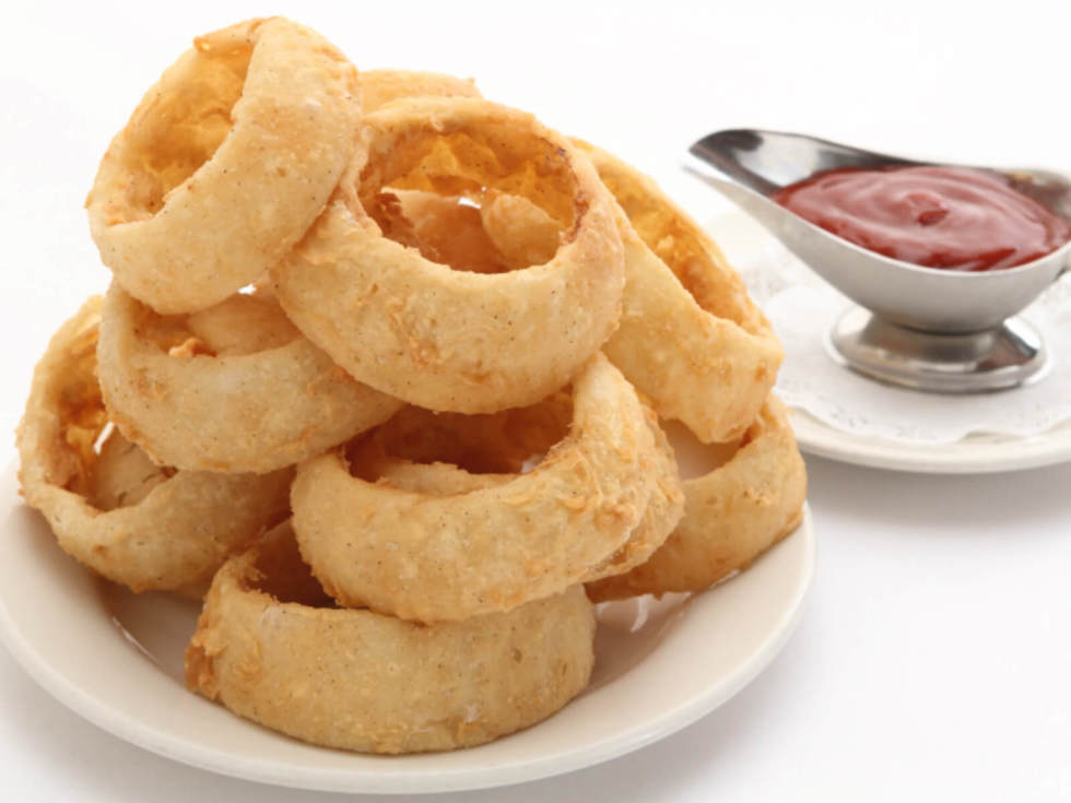 Bob's Steak onion rings