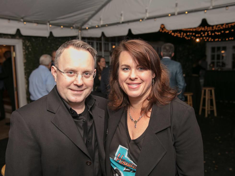 Big Game Party  Michael McLanghlin, Katie Jackman