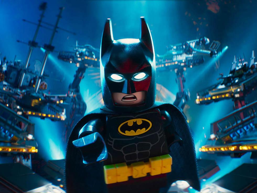 Batman (Will Arnett) in The LEGO Batman Movie