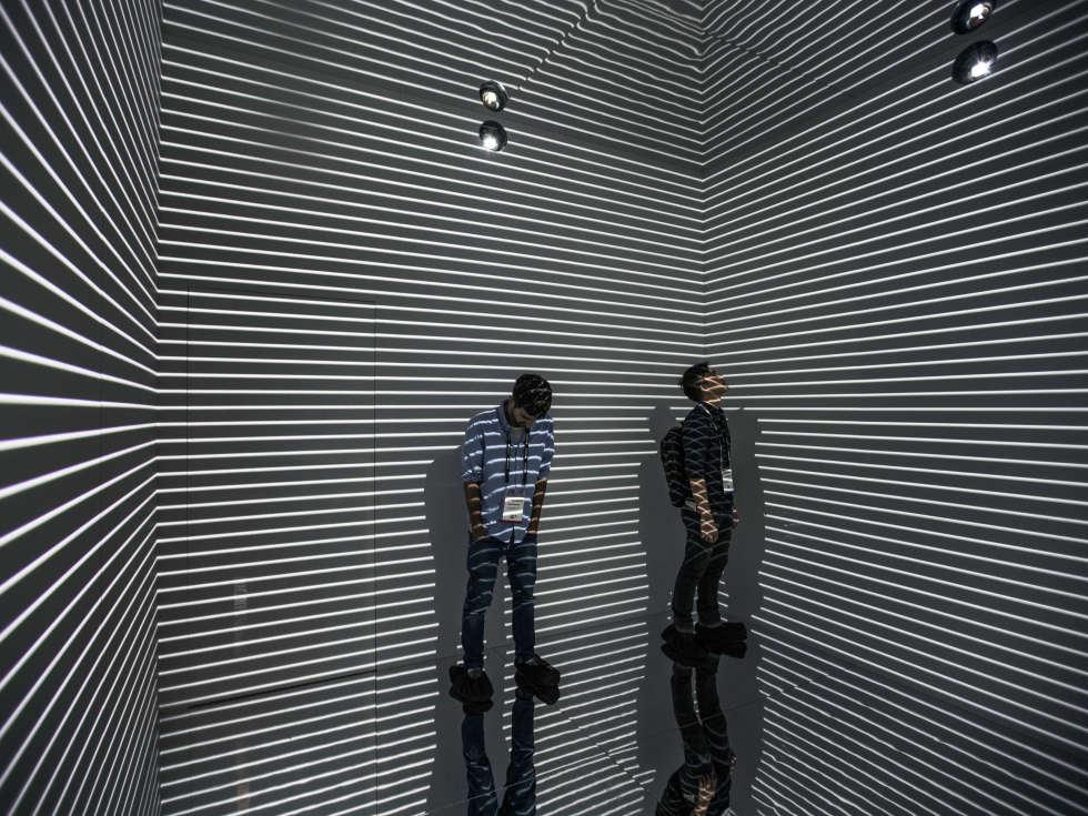 SXSW Art Program 2017 Infinity Room by Refik Anadol