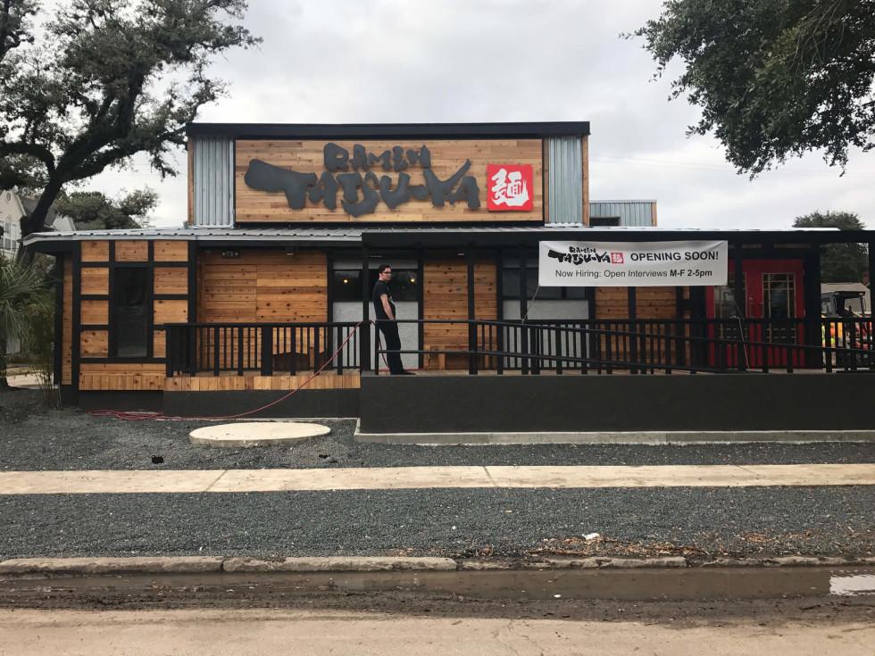 Ramen Tatsu-Ya Houston exterior