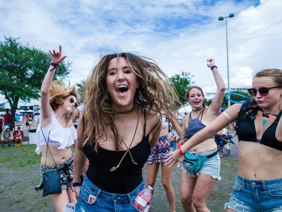 Houston, FPSF 2017 music lineup, Feb 2017, concert-goers