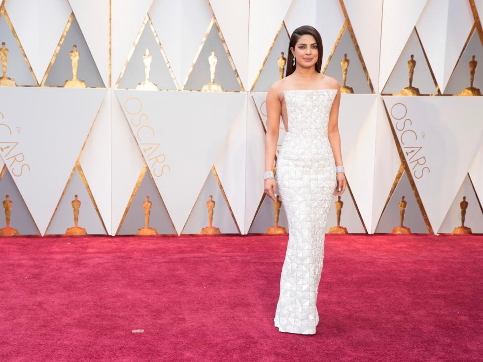 Priyanka Chopra at Oscars 2017