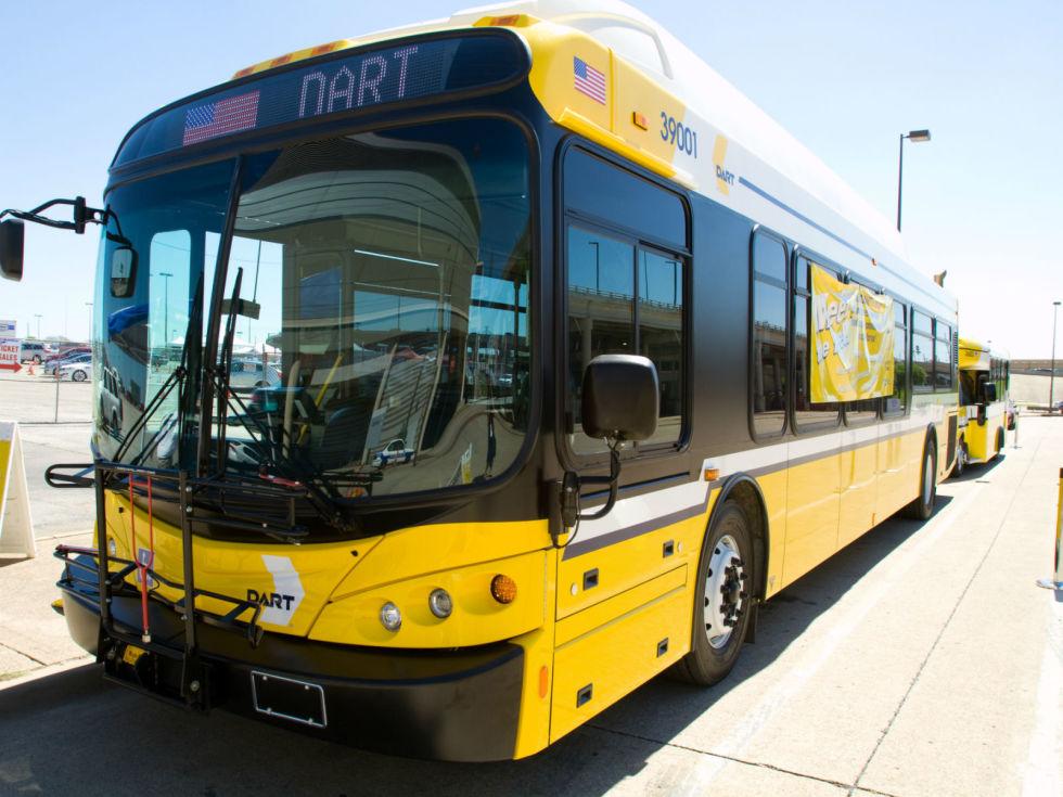 DART bus
