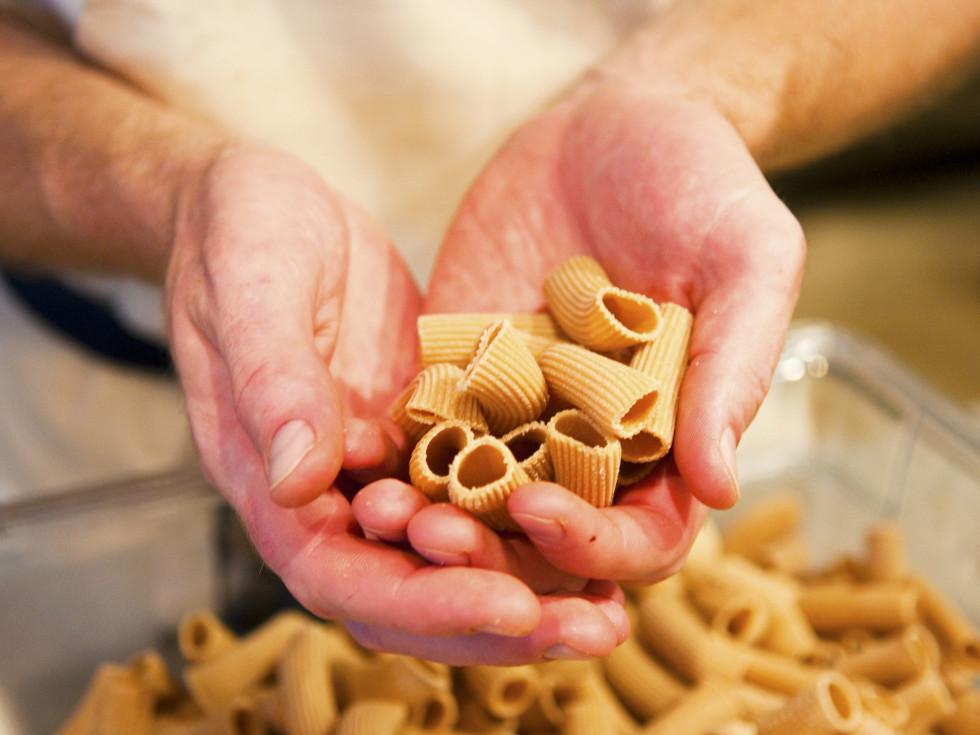 Emmer and Rye 2015 Austin restaurant pasta noodles