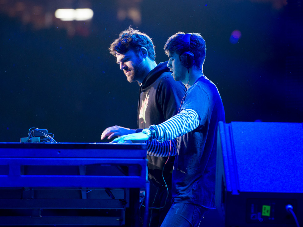 Alex Pall, Drew Taggert The Chainsmokers Rodeo Houston March 2017