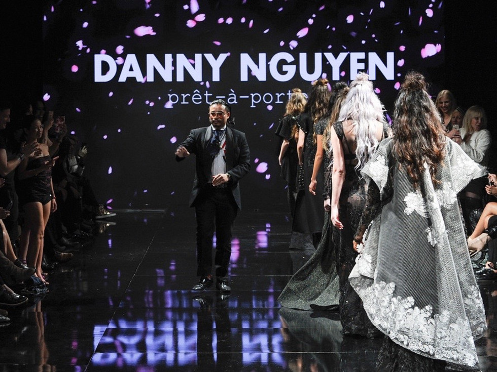 Danny Nguyen at Art Hearts Fashion Show