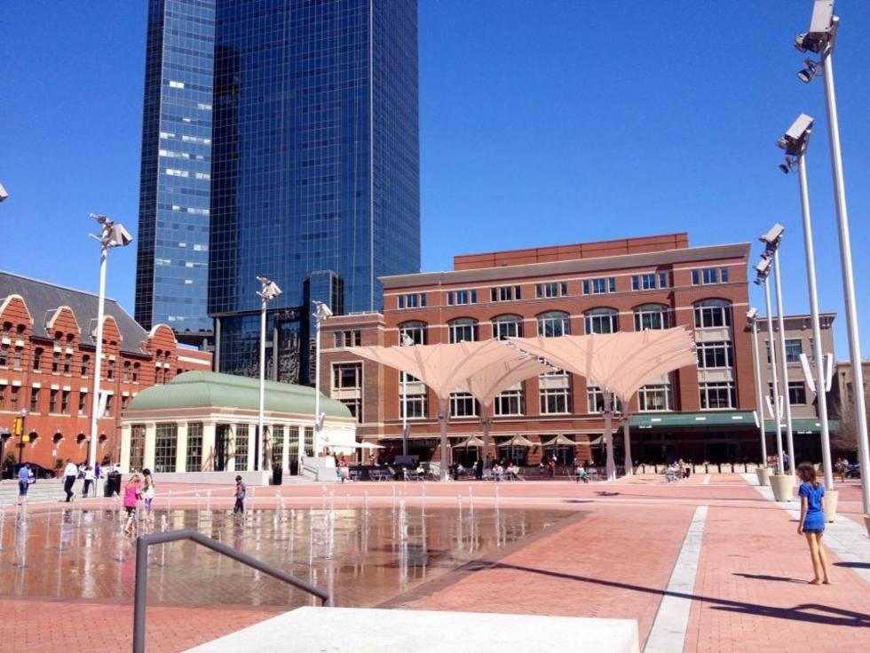 Sundance Square Plaza