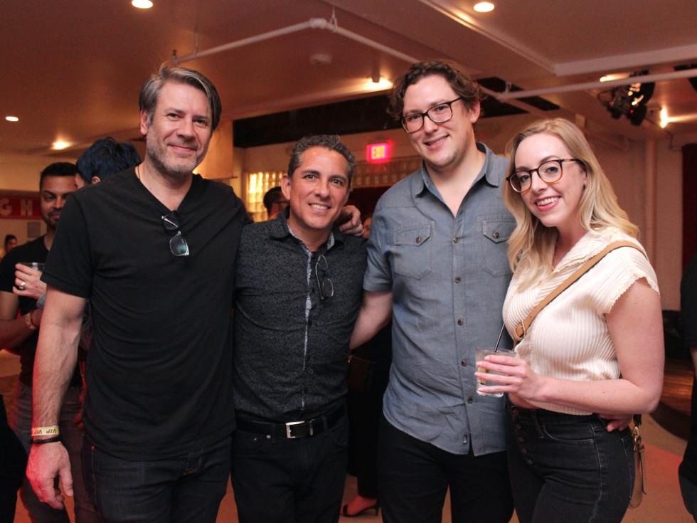 Houston, Mark C Austin Birthday Charity Concert, March 2017, Arthur Langham, Chuy Terrazas, Jarrett Karn, Chelsea Padon