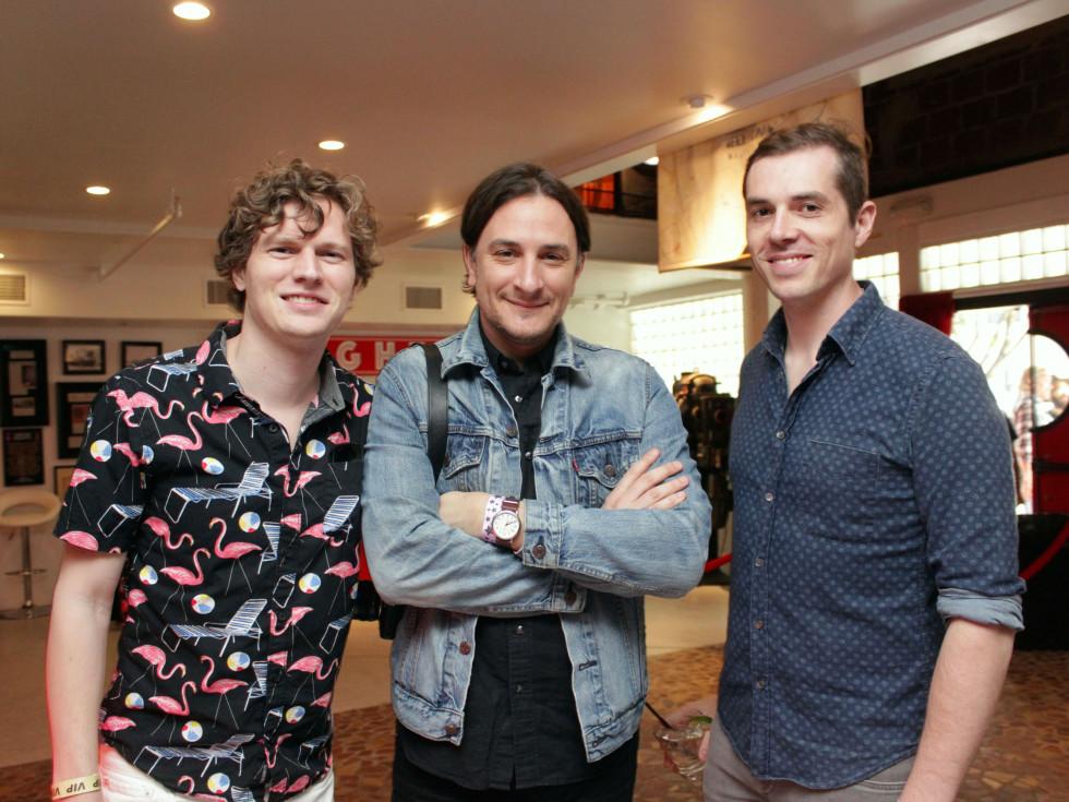 Houston, Mark C Austin Birthday Charity Concert, March 2017, Josh Jackson, Rob Loud, Preston Payne