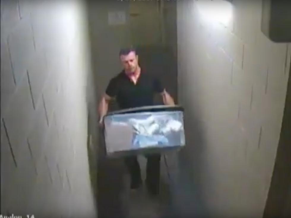 Ritz Carlton Dallas burglary