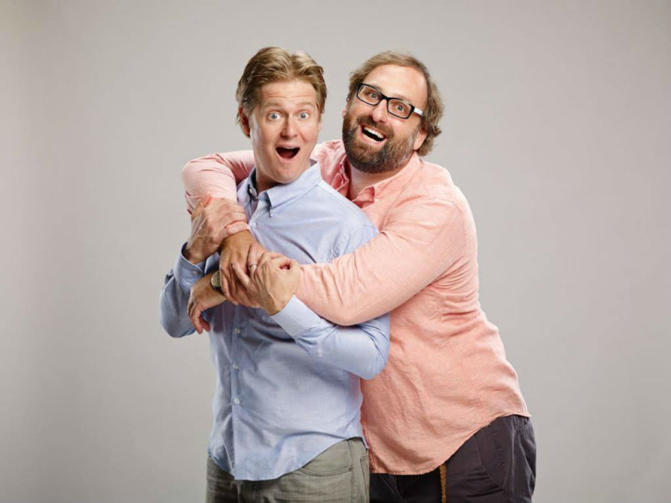 Tim Heidecker and Eric Wareheim