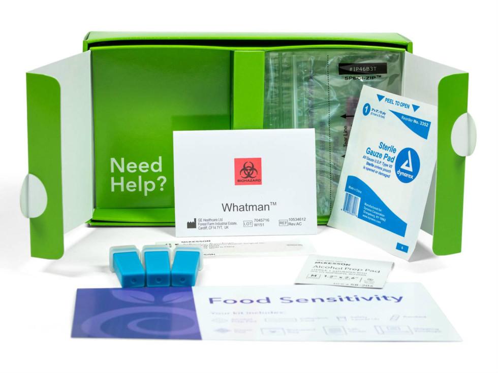 EverlyWell Test Kit