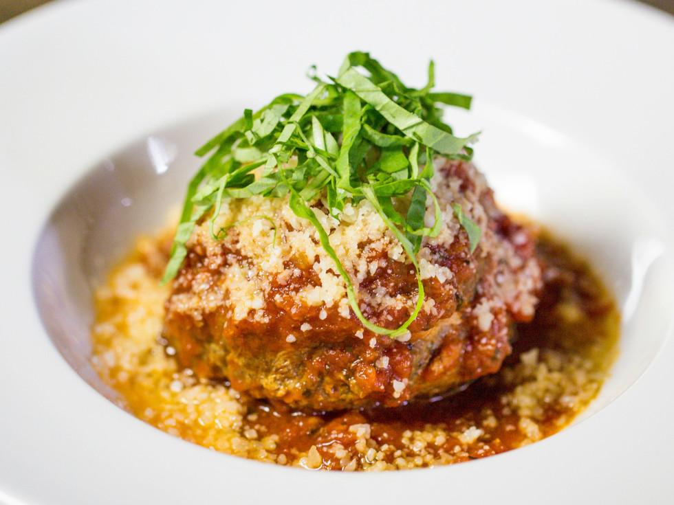 Sophia's restaurant Austin meatball