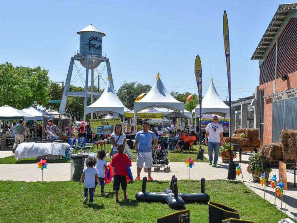 Grand Prairie Main Street Fest