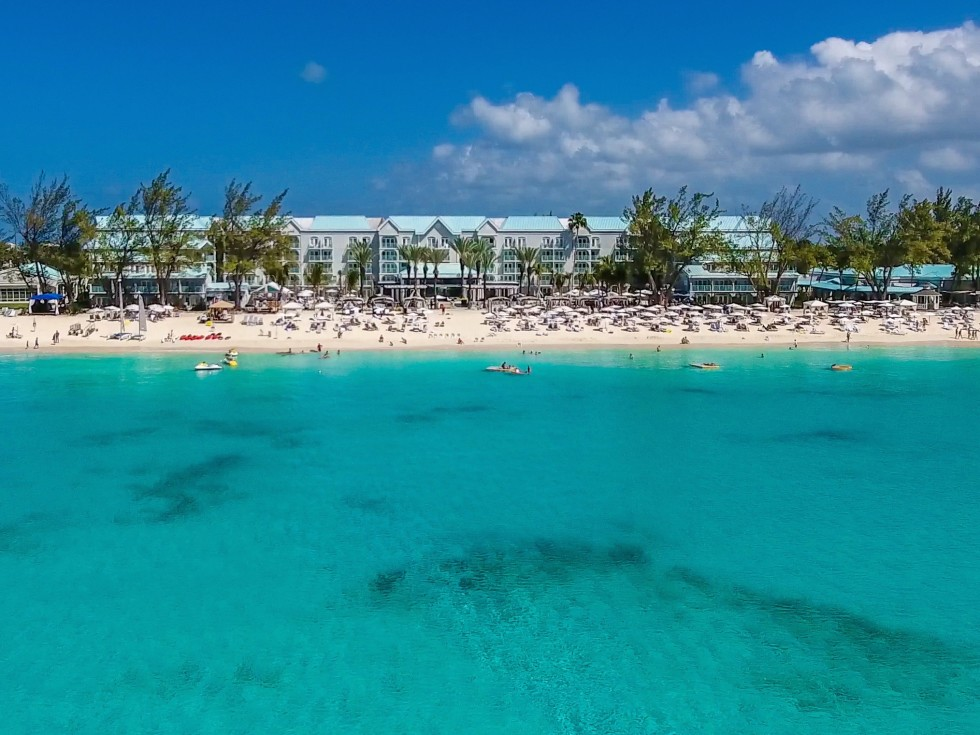 Grand Cayman Island water