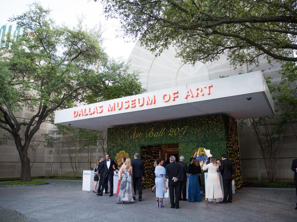 Dallas Art Ball 2017