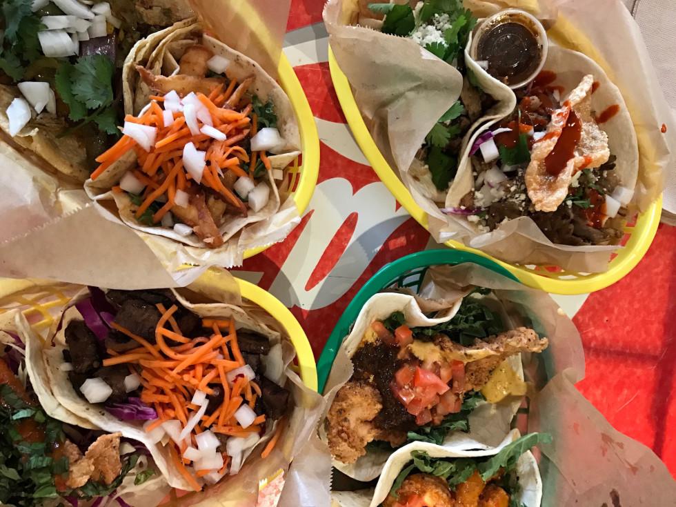 Dizzy Kaktus tacos