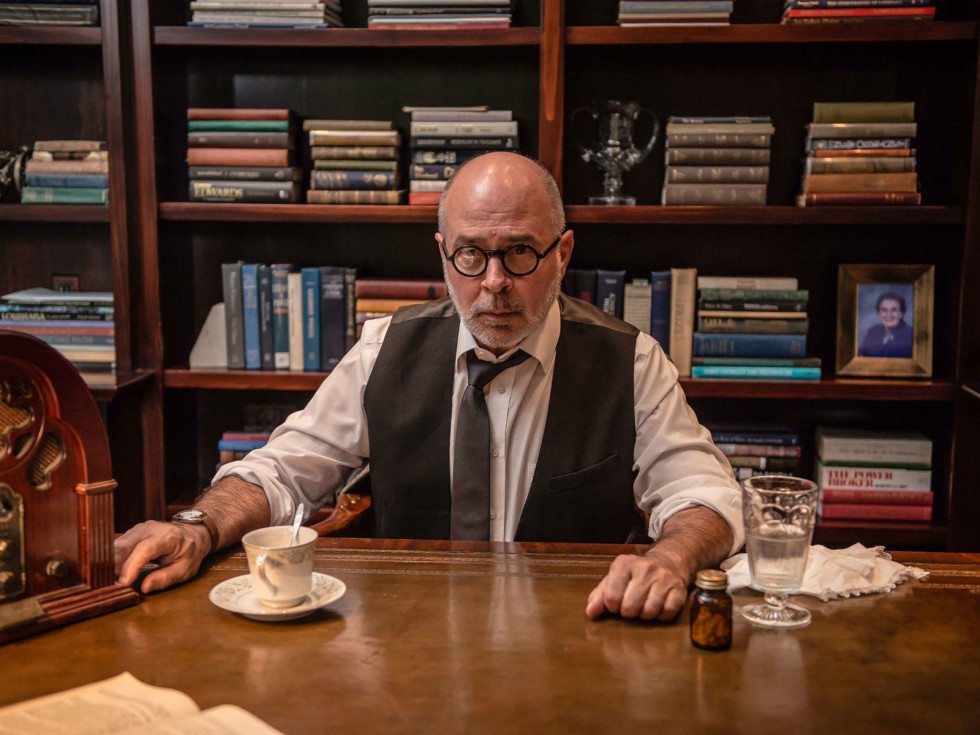 Amphibian Stage Productions presents Freud's Last Session