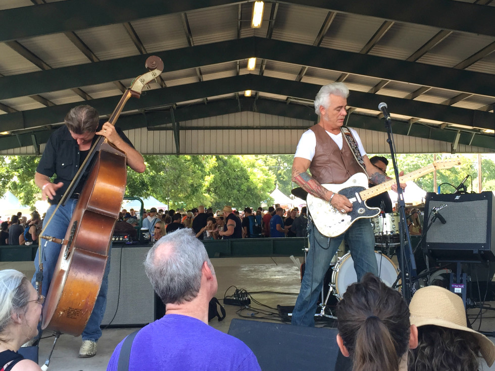 Austin Chronicle Hot Sauce Festival Dale Watson 2015