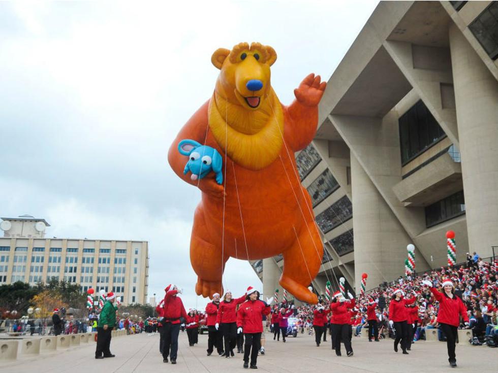 Children's Medical Center Holiday Parade