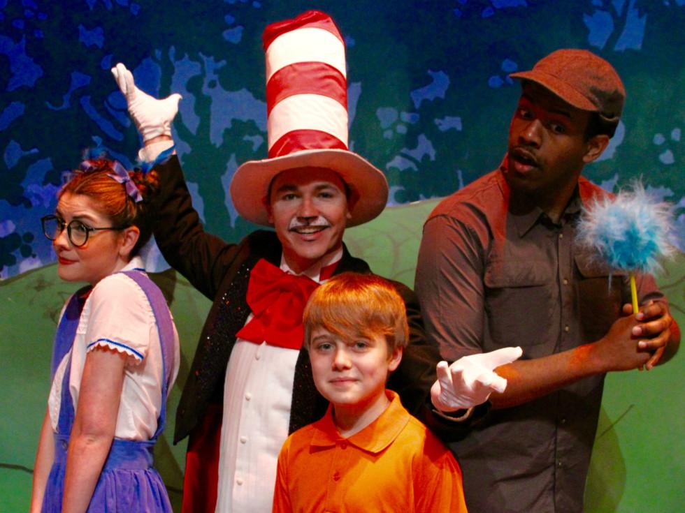 Casa Manana presents Seussical Jr.