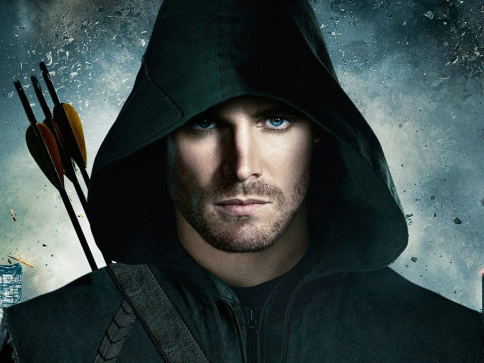 Arrow's Stephen Amell
