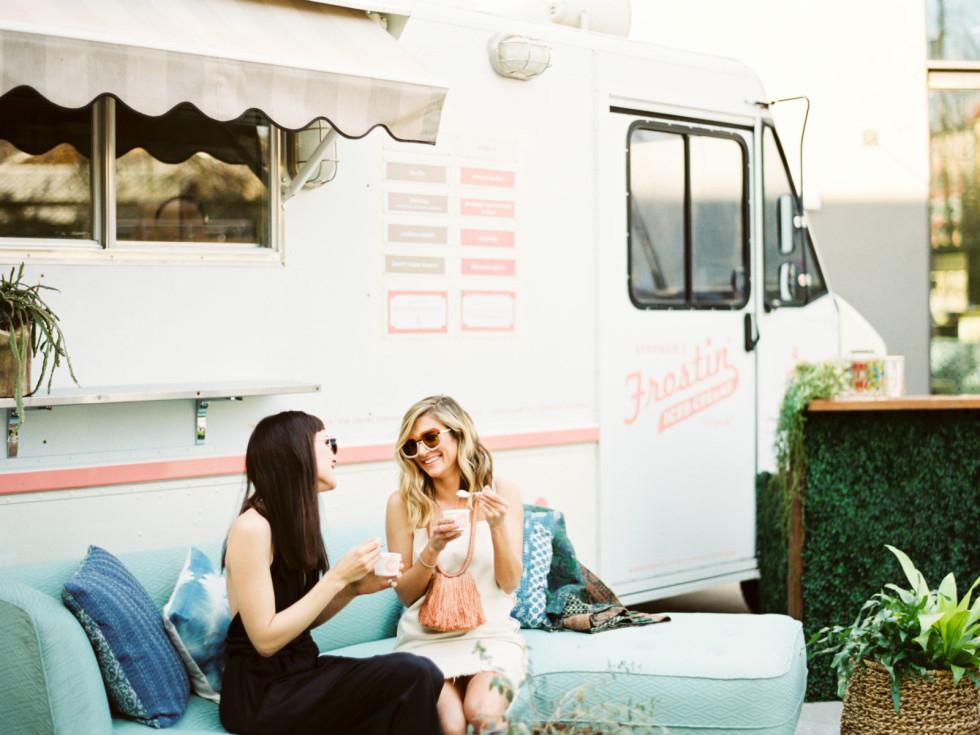 Frostin Iced Creams presents Ice Cream Socials