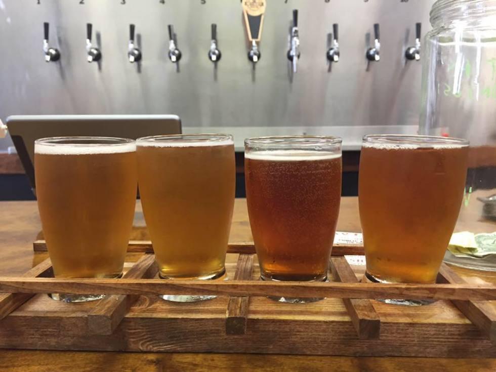 SA Craft Cruiser beers