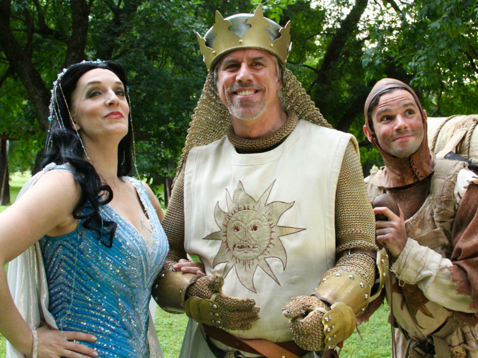 Casa Manana presents Monty Python's Spamalot