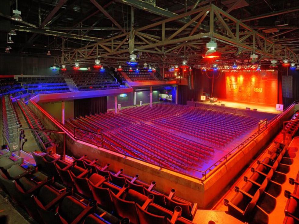 News_Bayou Music Center_stage
