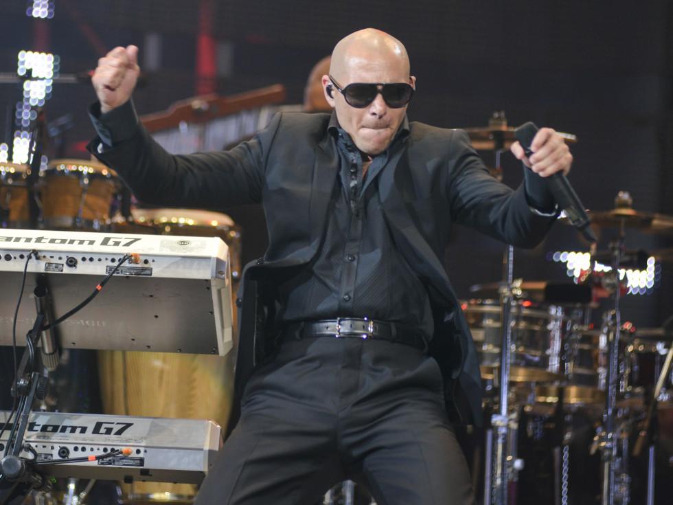 Pitbull, RodeoHouston, March 2013