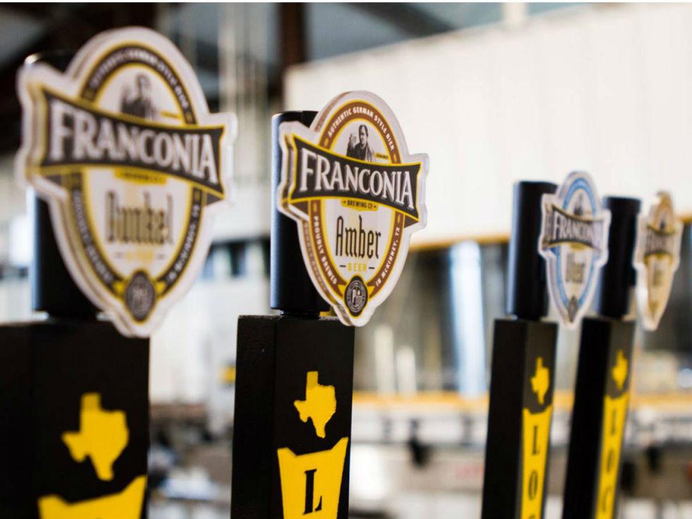 Franconia Brewing Co., McKinney, Texas