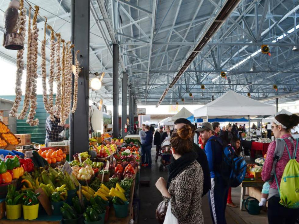 Dallas Farmers Market Shed 2