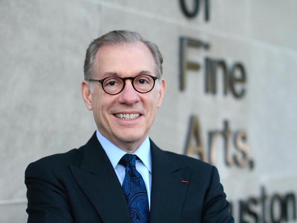 Gary Tinterow, MFAH, August 2012