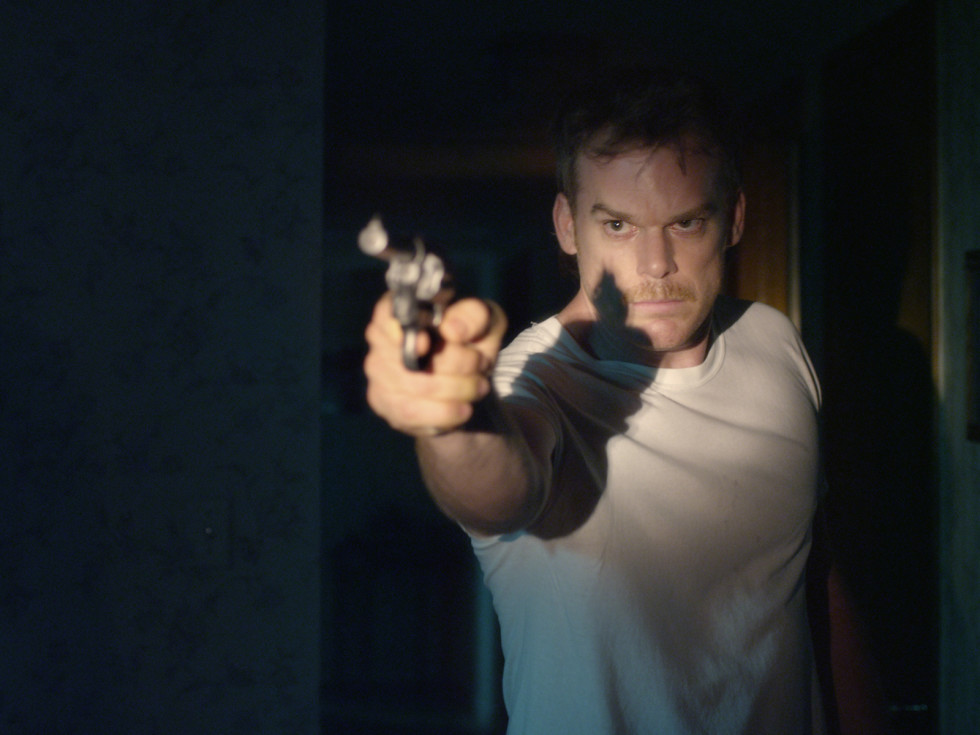 Michael C. Hall in Cold in July Sundance Film Festival