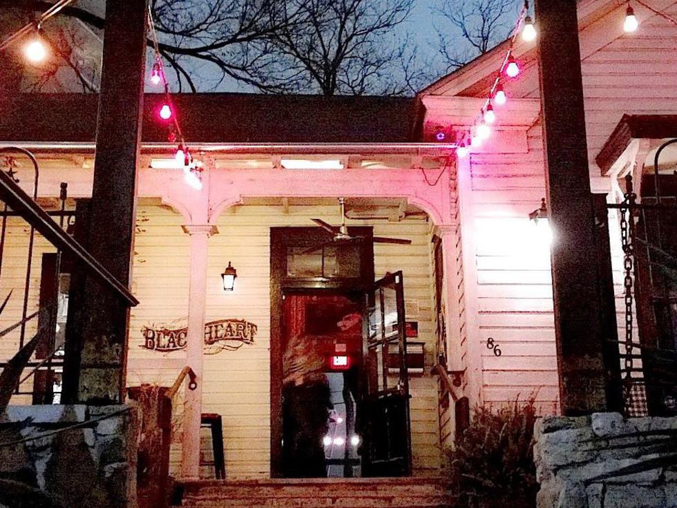 The Blackheart Exterior - Rainey Street Bar and Venue