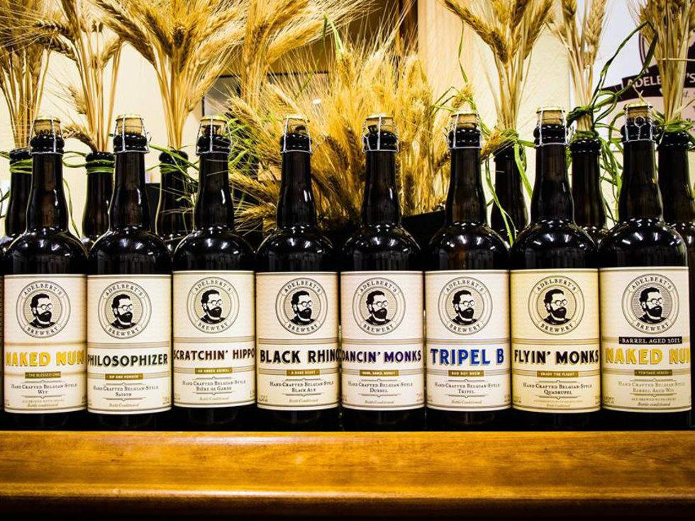 Adelbert's Brewery Austin craft beer