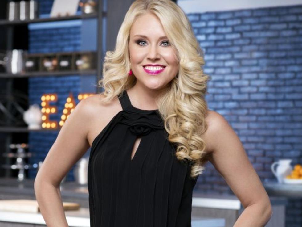 Food Network Star Sarah Penrod