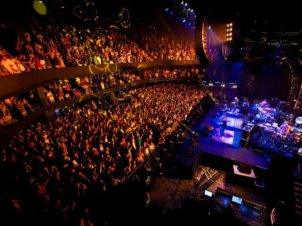 crowd at ACL Live at the Moody Theater