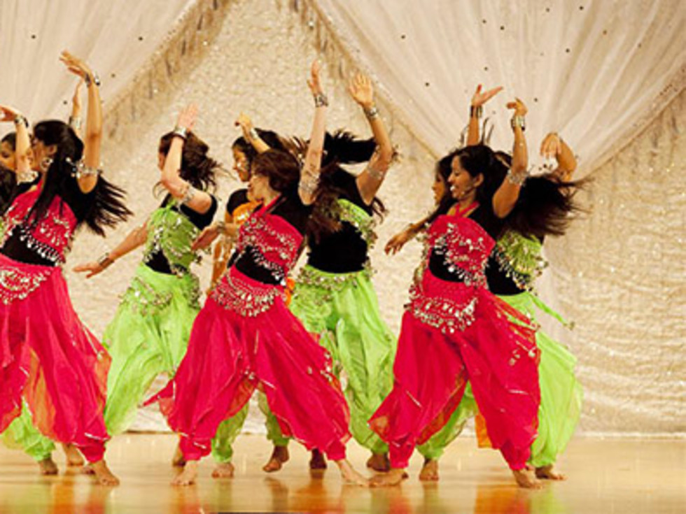 """Indian Performing Arts: Samskriti presents """"Bollywood Blast: The Bollywood Bandwagon"""""""