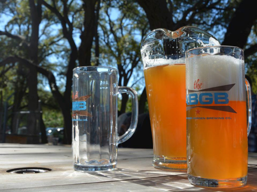 ABGB Austin Beer Garden and Brewery Fermentation Fest