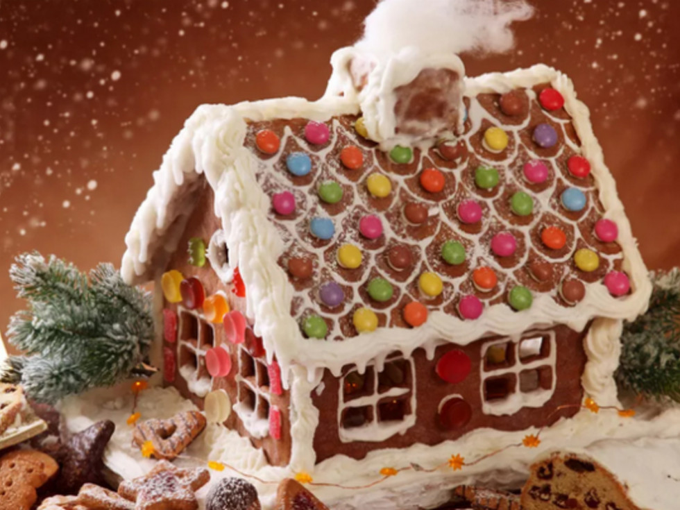 Omni Gingerbread House Competition 2014