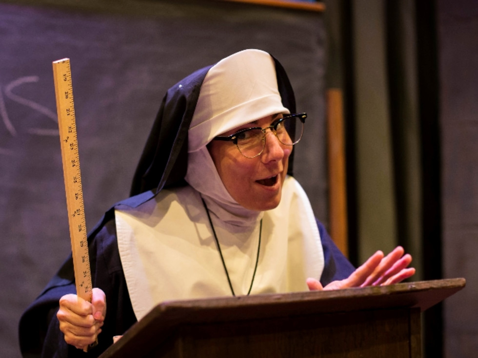 Stages Repertory Theatre presents Sister's Christmas Catechism: The Mystery of the Magi's Gold