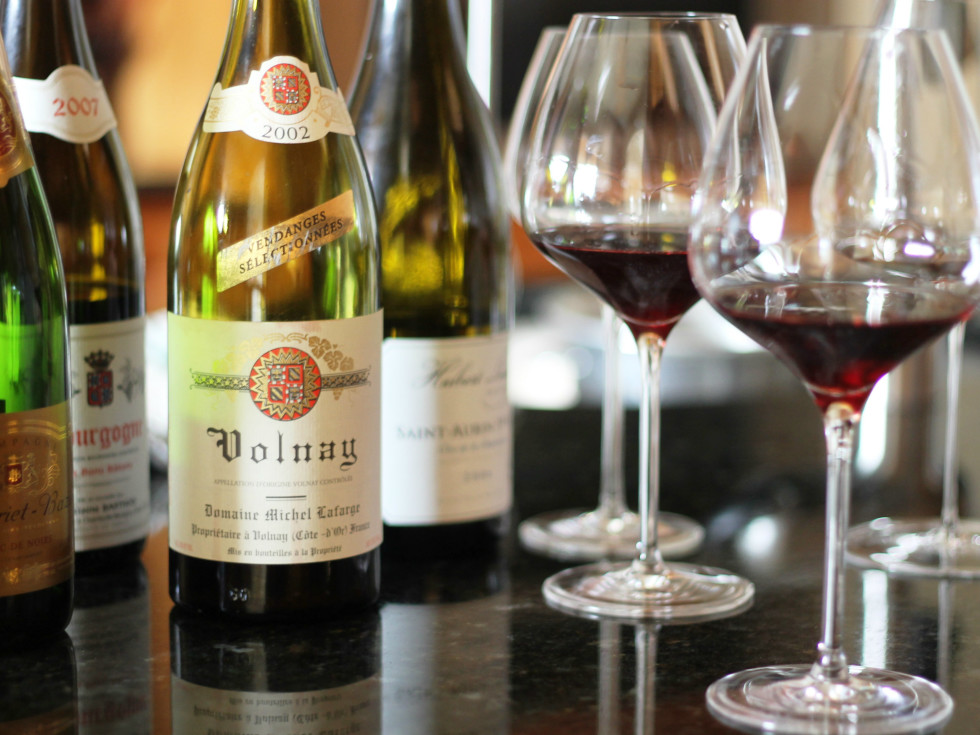 Burgundy Wines at Somms Under Fire