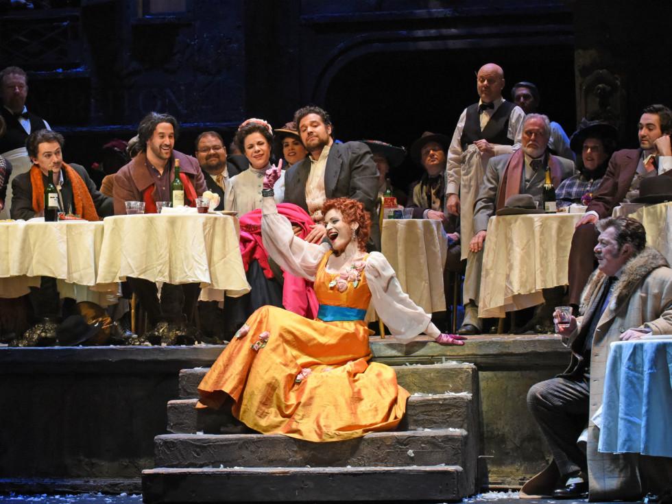 Dallas Opera presents La Boheme