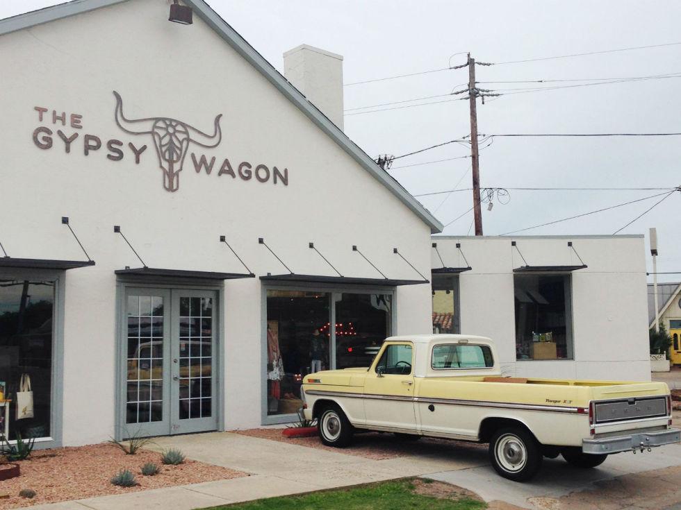 The Gypsy Wagon in Dallas