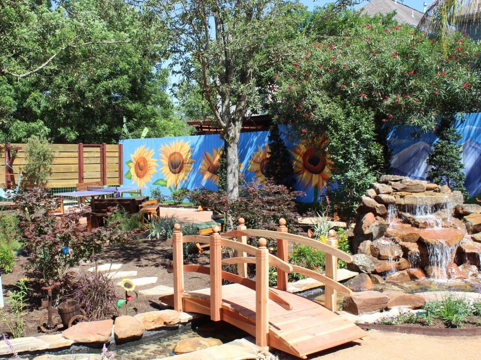 King's BierHaus beer garden